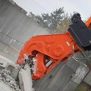 Concrete Pulveriser