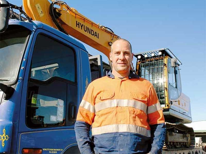 Hewletts Road Machinery customer testimonial